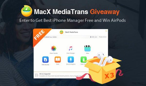 MacX MediaTrans Giveaway