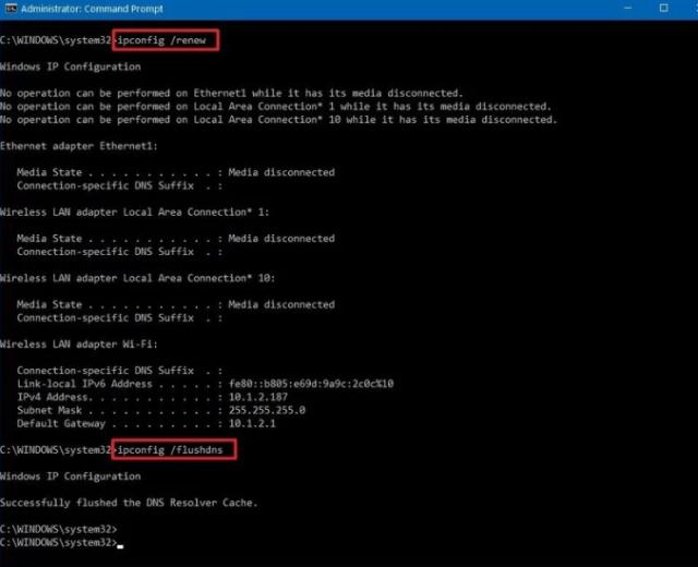 ORIGIN cmd2 origin stuck in offline mode
