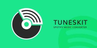Tuneskit Spotify Music Converter for Windows