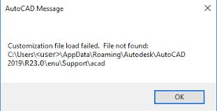 Load failed Error