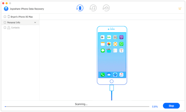 Joyoshare iOS System Recovery Review