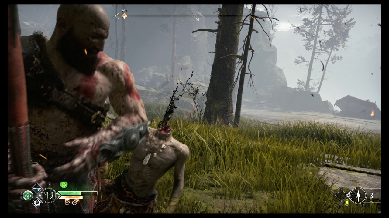 Executioner's cleave god of war