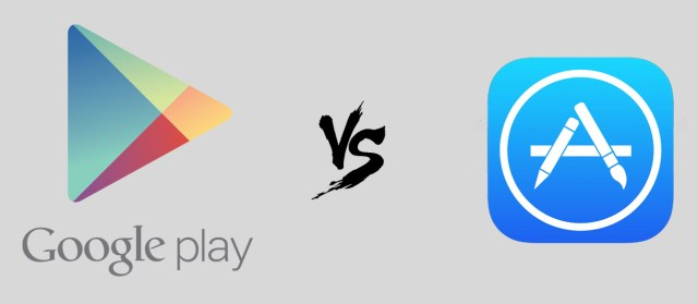 Google Play Store vs Apple App Store