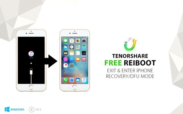 iPhone Stuck on Apple Logo, Quick Fix 01