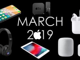 Apple keynote 2019
