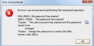 user account expire