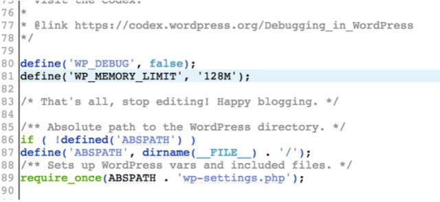 php Internal Error