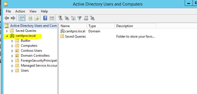 directory windows