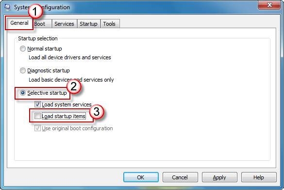 system configuration windows 7 The Storage Control Block Address is Invalid