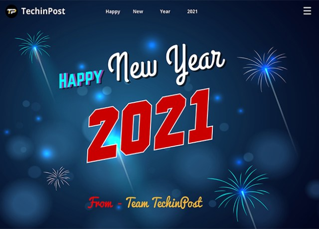 techinpost new year 2021