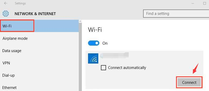 Connected To Wifi But No Internet