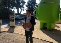 Google'ın kovduğu mühendise Silikon Vadisi'nden büyük destek