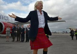 Richard Branson, Hyperloop One'a ortak oldu