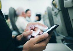 Çin uçuşlarda telefon kullanma yasağını kaldırdı