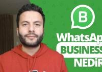 WhatsApp Business nedir? Nasıl çalışır?
