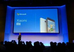 Microsoft ve Xiaomi