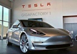 Model 3 üretimi durdu!