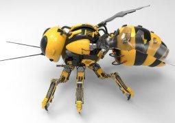 robot arı