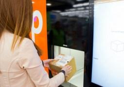 Çevrimiçi alışveriş için otomat kullanımı artıyor