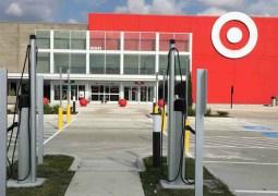 Target şarj istasyonları açacak