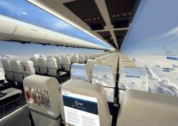Penceresiz uçaklar ile yolculuk yapılacak