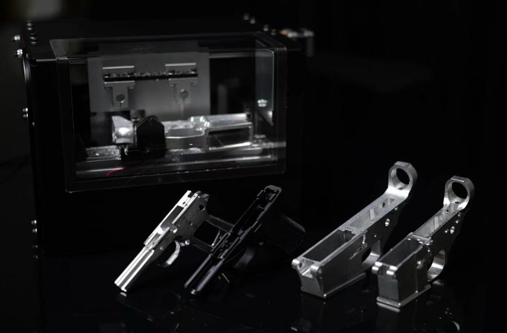 3D basılabilir silah