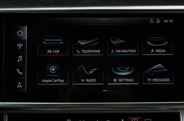 Audi bilgi eğlence