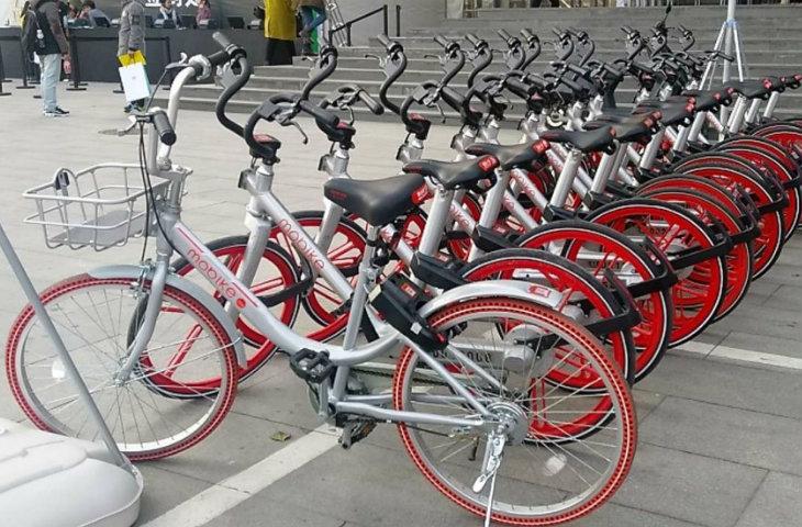 bisiklet paylaşım
