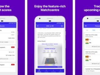 Yahoo Cricket app