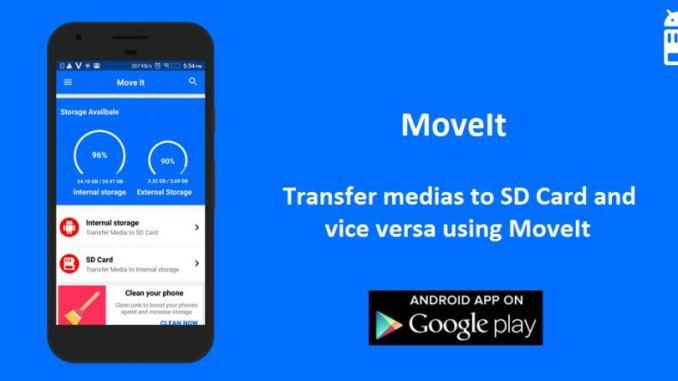 MoveIt app
