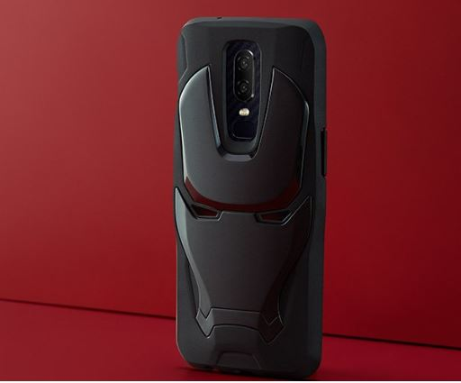 OnePlus 6 Marvel Avenger Limited Edition