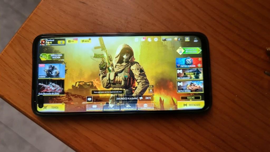 Realme 6 Pro  Call of Duty Mobile