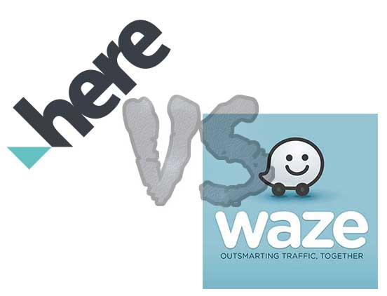 HERE WeGo vs Waze - Which One Should You Choose in 2019?