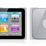 Assistencia iPod Nano 6 troca de tela bateria