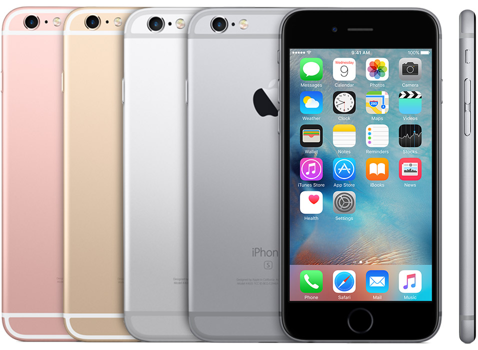 iPhone 6s substituição de tela assistencia apple