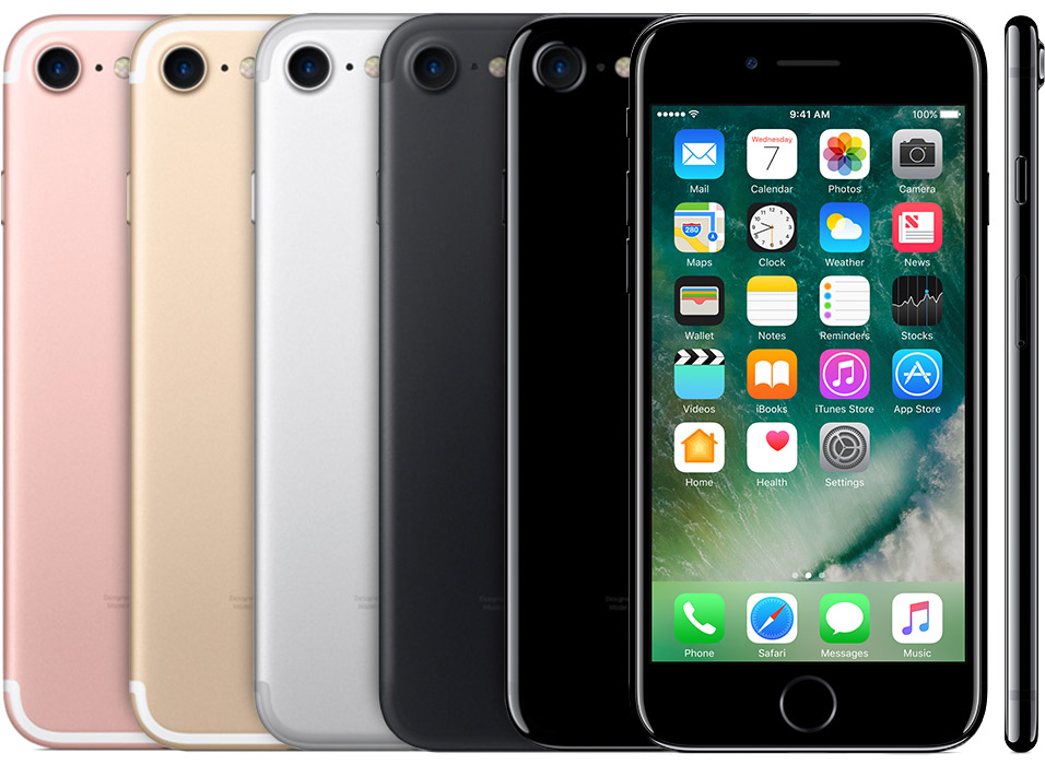 iPhone 7 e iPhone 7 plus - Assistencia Apple Especializada