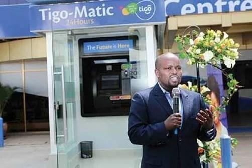 Tigo Rwanda ATM Money transfer