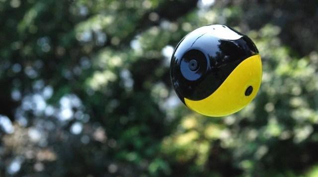 throwable panaromic camera