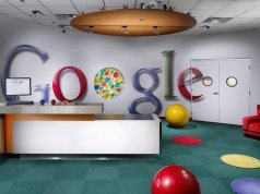 HQ inside Google