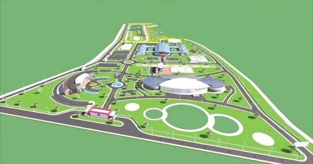 Kiira Motors Coprations Production Plant