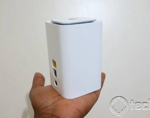 LTE CPE E5180 Review