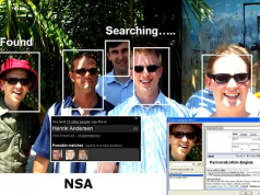 NSA facial recognition