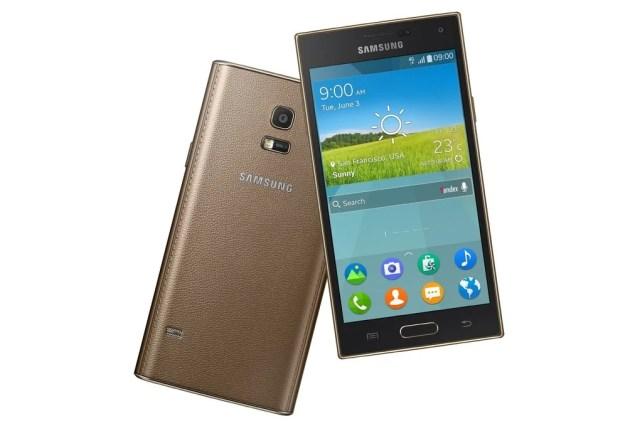 Samsung first Tizen Phone
