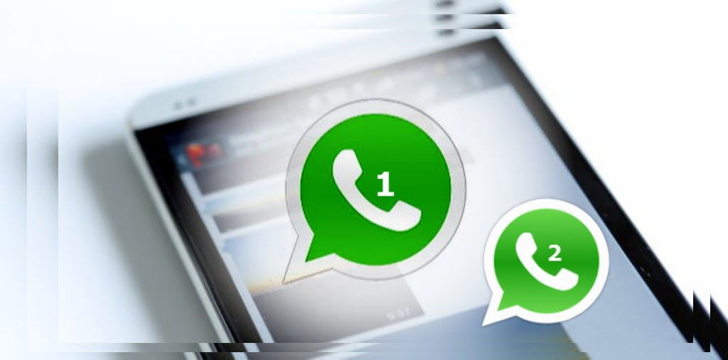 two whatsapp accounts in android