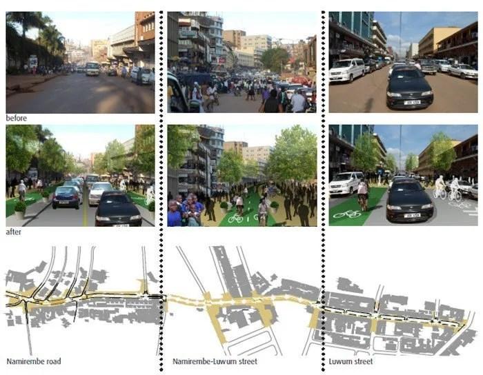 KCCA Plans for Kampala Roads 1
