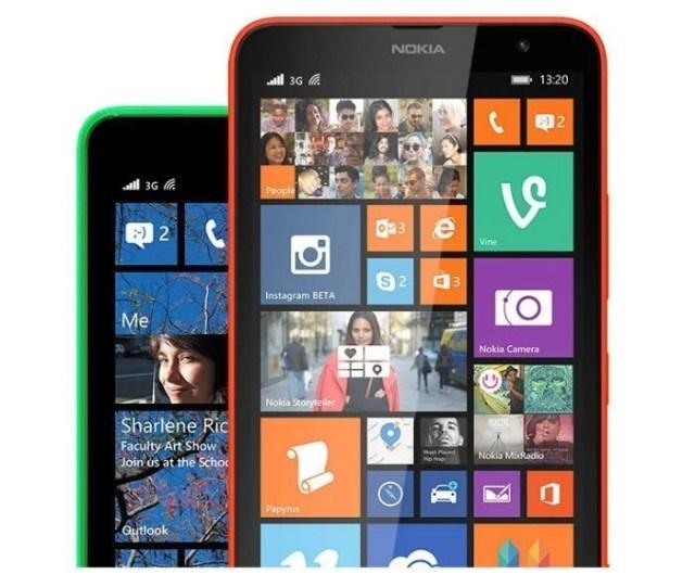 Nokia Lumia windows 8.1 update