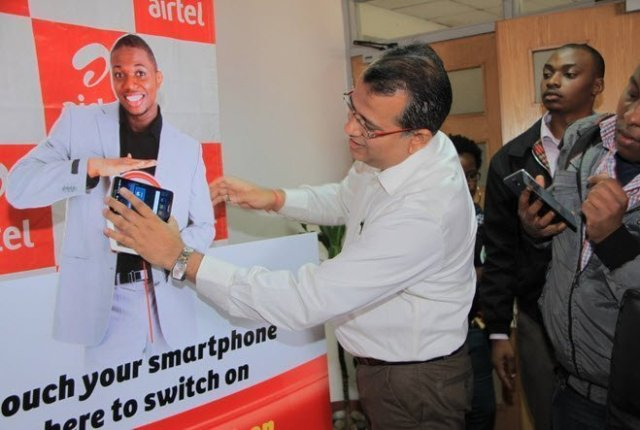 New Airtel MD tries out SWITCH ON campaign (Image Credit :lwasabad.wordpress.com)