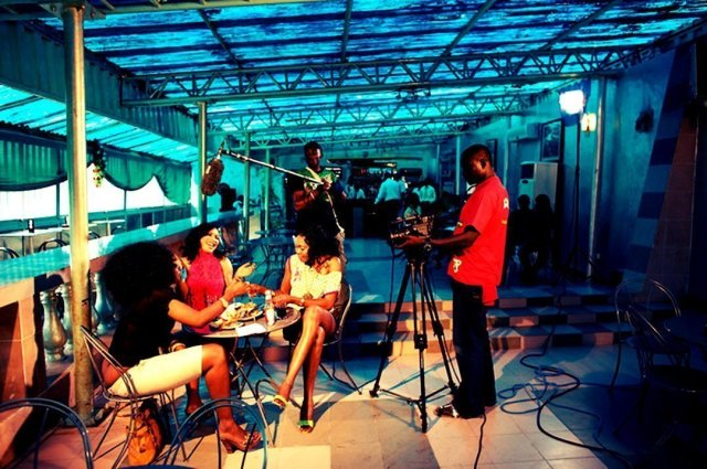 film making in Africa