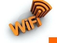Orange wifi SA
