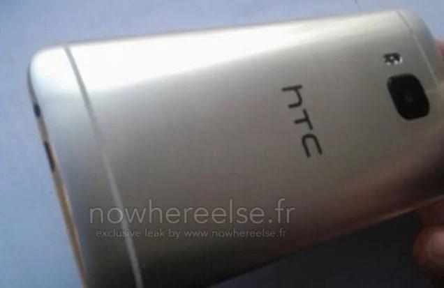 HTC M9 leak